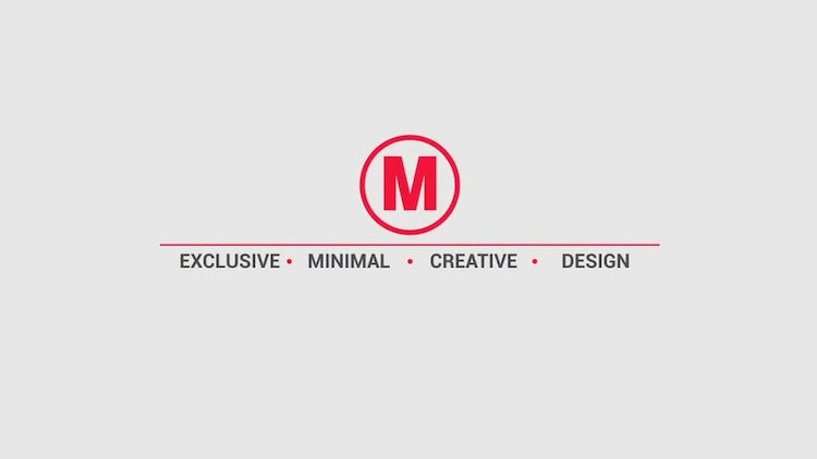 Text Logo Opener: After Effects Templates