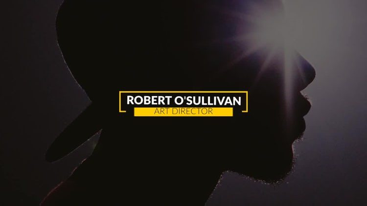 Clean Minimal Titles 3: After Effects Templates