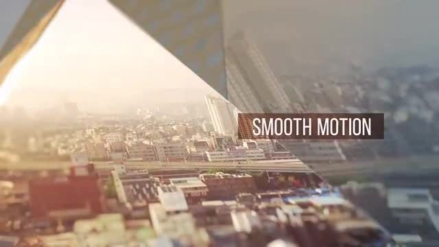 Moving Presentation: After Effects Templates