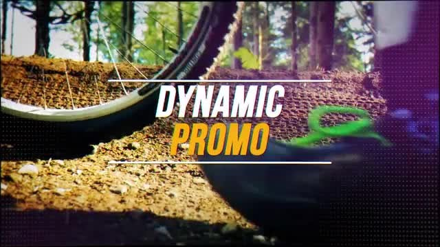 Dynamic Urban Promo: After Effects Templates