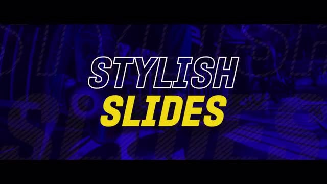 Stylish Promo: After Effects Templates
