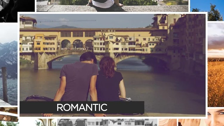 Cool Dynamic Slide: After Effects Templates