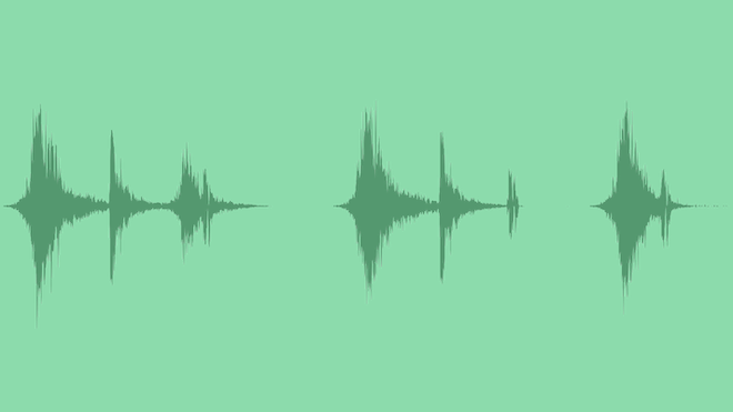 Nature Waves Audio Logo: Sound Effects