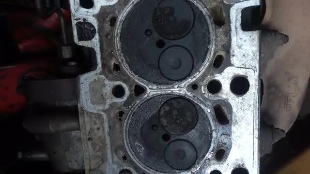 Old Engine Block: Stock Video