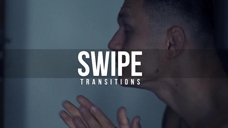 Swipe Transitions: Premiere Pro Presets