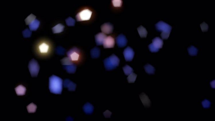 Bokeh Lights: Stock Motion Graphics