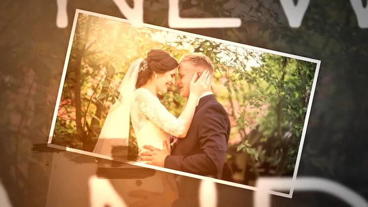 Wedding Promo: After Effects Templates