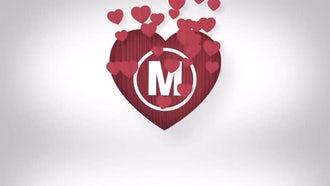 Valentine's Logo Reveal: Premiere Pro Templates