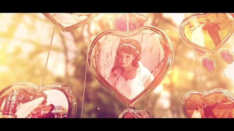 Garden of Love: After Effects Templates