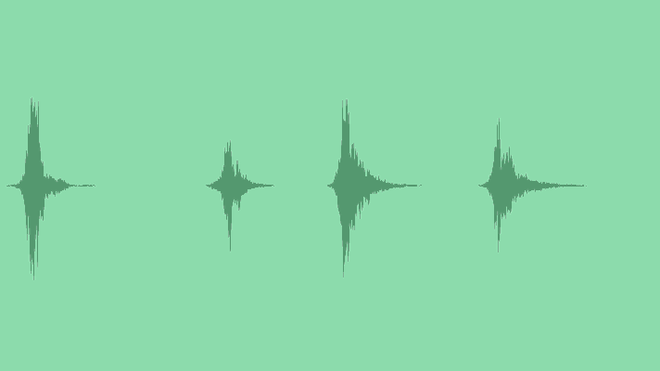 Reveals: Sound Effects