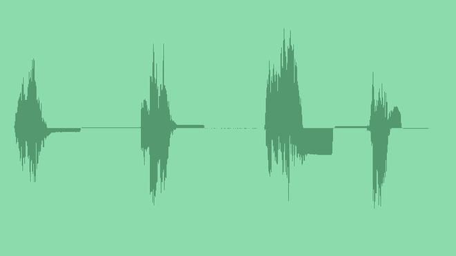 Robot Sci-Fi Sound Elements: Sound Effects
