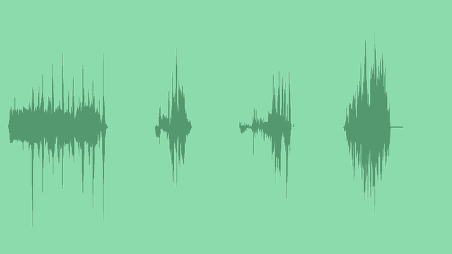 Hi-Tech Glitching Effects: Sound Effects