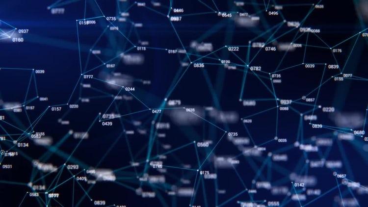 Plexus Network: Stock Motion Graphics