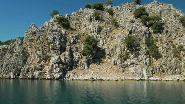 Aegean Islands In Turkey: Stock Video