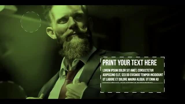 Corporate Technology Dubstep Biz Slideshow: After Effects Templates