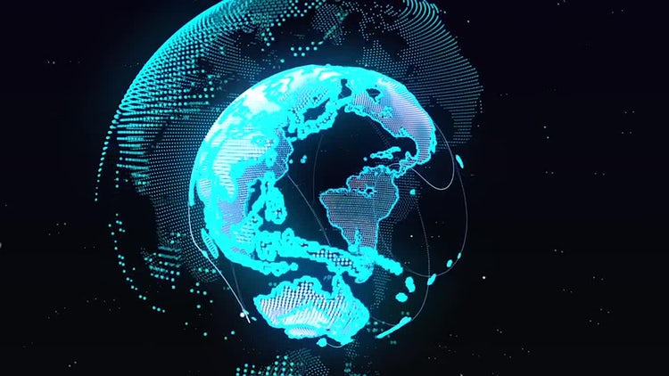 Particular Earth: Motion Graphics