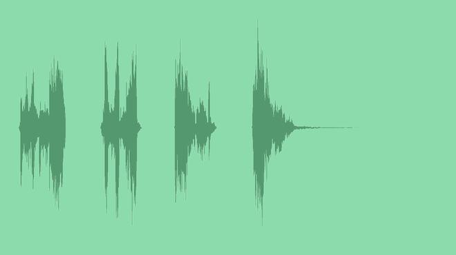 Glitch Transition: Sound Effects