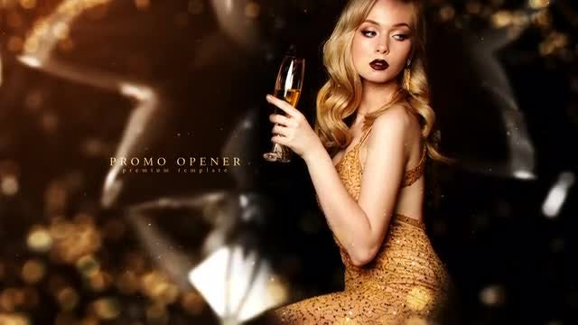 Golden Lux: After Effects Templates