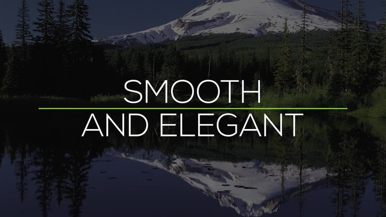 Smooth and Elegant Title Animations: After Effects Templates