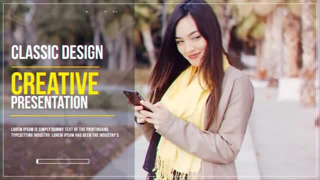 Classic Corporate: After Effects Templates