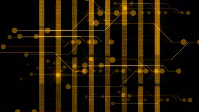 Technological Background: Stock Motion Graphics