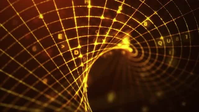 Gold And ABC: Stock Motion Graphics