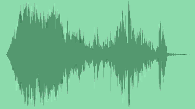 Deep Glitch Logo: Royalty Free Music