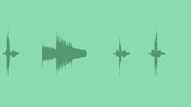 Retrogaming Sound Efx: Sound Effects