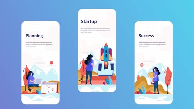 Business - Instagram Stories: After Effects Templates