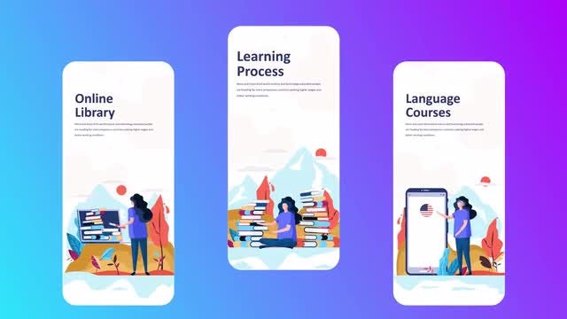 Education - Instagram Stories: After Effects Templates