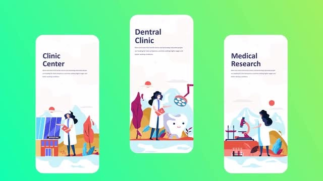 Medicine - Instagram Stories: After Effects Templates