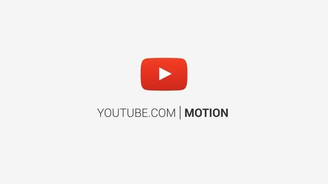 Clean Youtube Logo Opener: After Effects Templates