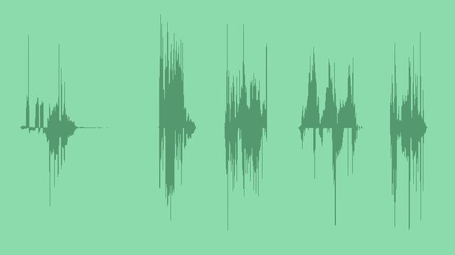 Glitch Distortion Sound: Sound Effects