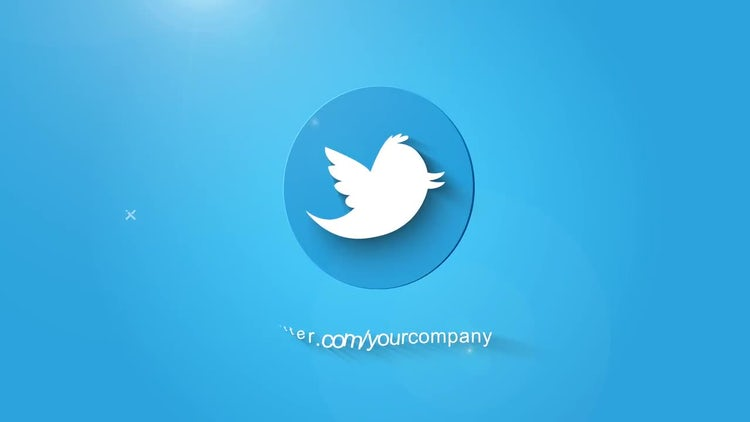 Social Media Logo Reveal: After Effects Templates