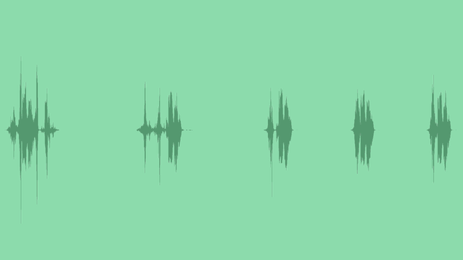 Fabric Movements - Nylon: Sound Effects