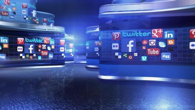 Virtual Studio Social: Stock Motion Graphics