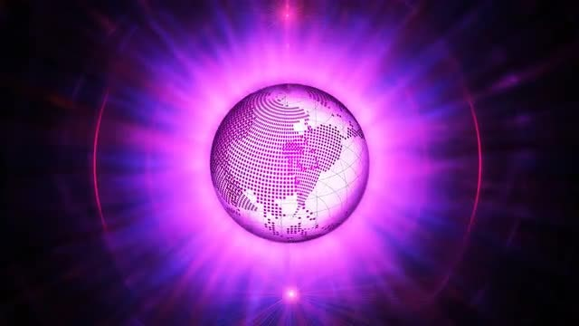 Digital Globe: Stock Motion Graphics