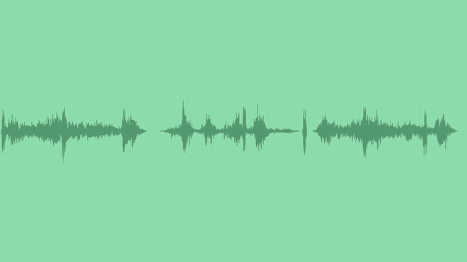 Sound Of The Sea.: Sound Effects