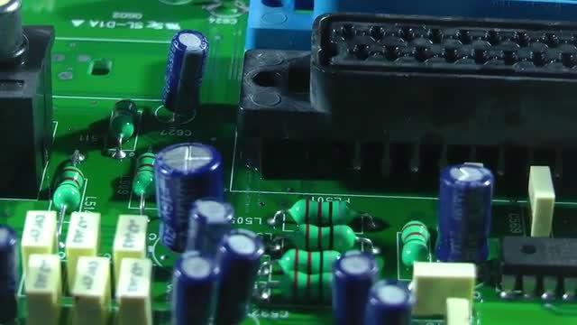 Circuit Board: Stock Video
