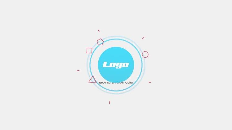 Simple Logo Reveal: Premiere Pro Templates