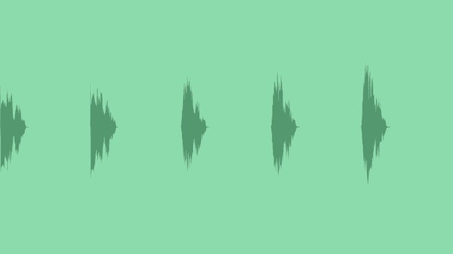 Low Frequency UI Buttons: Sound Effects