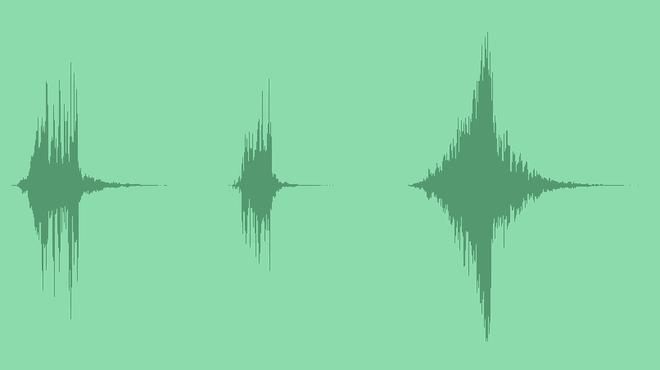 Glitch Transition Intro: Sound Effects