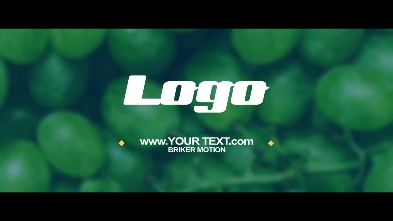 Preloader Square Logo Reveal - After Effects Templates
