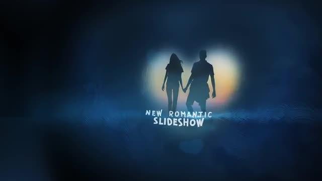 Frozen Heart Slideshow: After Effects Templates