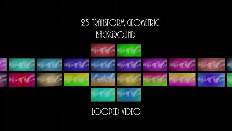 Transform Geometric: Stock Motion Graphics