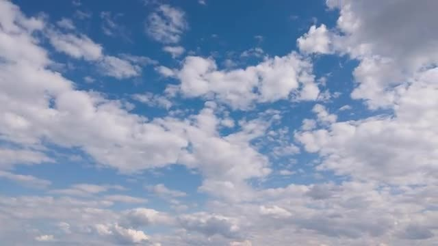 Sky Time-Lapse: Stock Video
