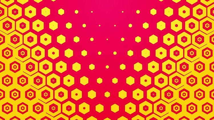 70 Geometric Matte Transitions: Motion Graphics