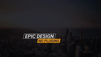 Glitch Lower Thirds: After Effects Templates