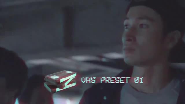 VHS Presets: After Effects Presets
