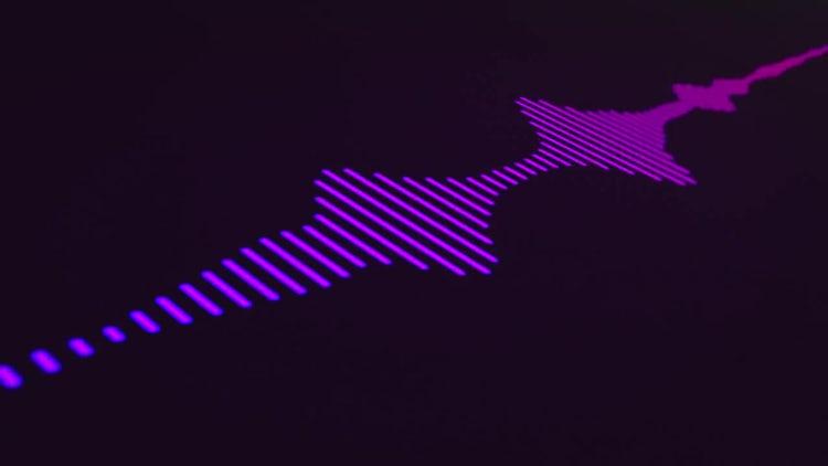 Audio Spectrum: Stock Motion Graphics